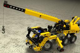 Lego Technics 8067