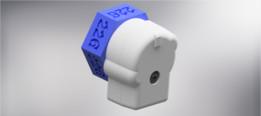 Toughbox hexshaft Magnetic Encoder Spacer