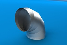 Sheet Metal Elbow