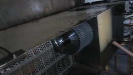 Tank Cooling - Induction Hardening