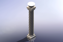 The Twisted Column