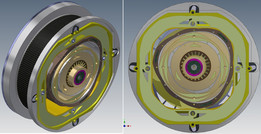ARCOG Rotary Engine for SIADOR Cycle (RP)