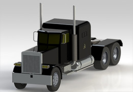 Peterbilt 359 Model