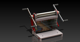 3 in 1 Pres  mini-formit-universal-sheet-metal-machine