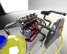 engine MultiAir  final; le moteur MultiAir final