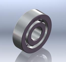 10mm Bearing SKF 6200 (RS 286-7906)