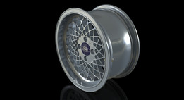 Light Alloy Wheel Rim 16 x 8 in