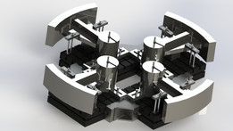 a jig for the milling machine