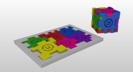 Puzzle Qbe
