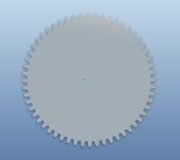 Parametric Involute Spur Gear