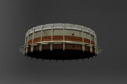 Mastertone style Banjo pot assembly