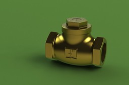 lift check valves horizontal 4""