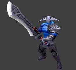 Savage God Sword