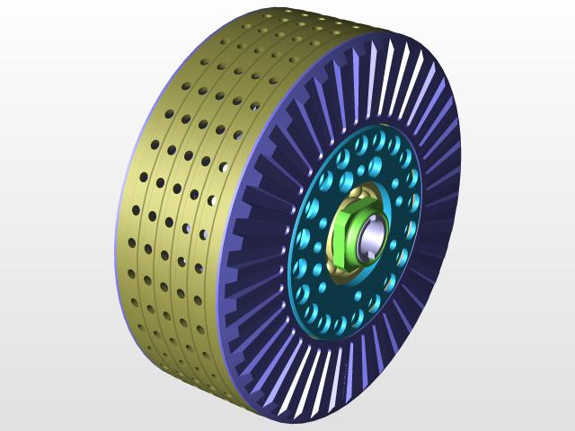 Emrax | 3D CAD Model Library | GrabCAD