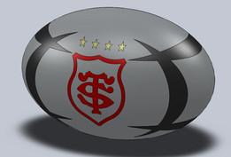 Ballon Stade Toulousain Rugby
