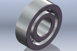 10mm Bearing SKF 6000 (RS 667-1122)