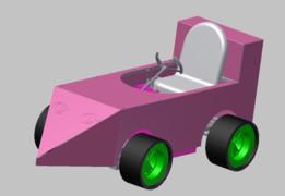Final Project Pedal Car