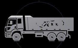 Truck CUT LASER