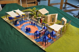 Woodlands School Concept Playground