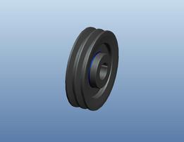 V-Belt Pulley 2AK56-SP001