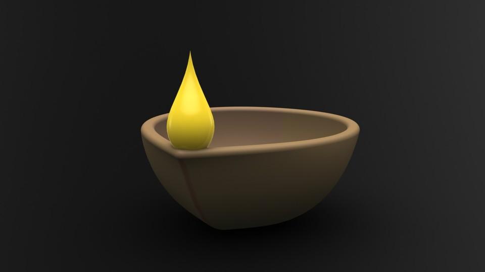 Happy Diwali!!!!!   3D CAD Model Library   GrabCAD