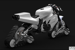 Snowrider Concept Bike