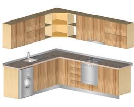 kitchen 02 -furniture
