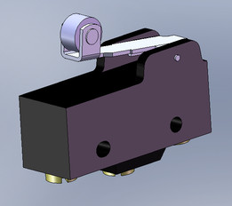 Limit Switch with Roller