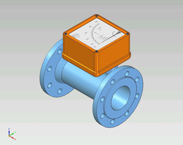 Flowmeter DN80