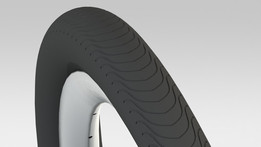26x1.75 MTB rim + city tire 36h