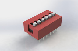 Common Off-Brand DIP Switch