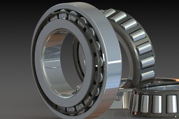 tapered roller bearing 55x100