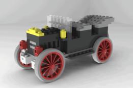 Lego 329 Ancient Car
