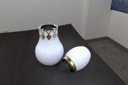 3D printable flask