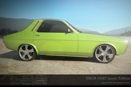 Dacia 1300 Spoon Edition / Renault 12
