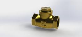 "lift check valves horizontal 3"""