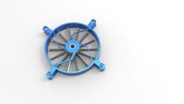 Fan for PC case 80x80x12 mm