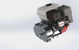 GX160-200 + reducteur