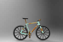 GBG Bamboo bike first sketch