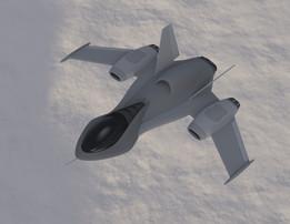 Superhero Aircraft