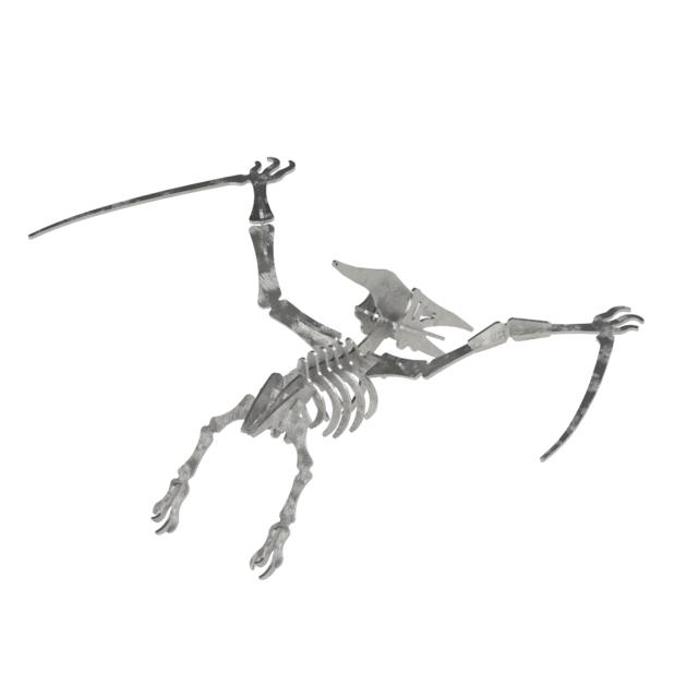 Flying Dinosaur - Office Art | 3D CAD Model Library | GrabCAD