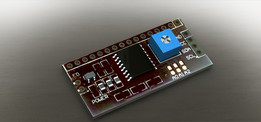 I2C to LCD board