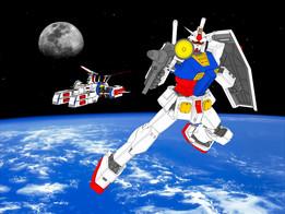 """RX-78 Gundam """"Alex"""""""
