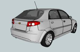 Daewoo Lacetti Hatchback