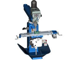 Fresadora Convencional - Milling machine