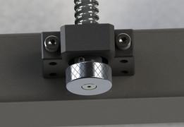 Knurled knob