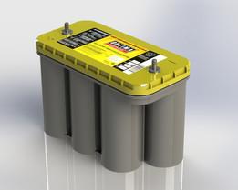 Optima Battery D31T