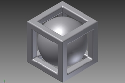Cube and Sphere