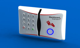 Blackboard Door Reader design