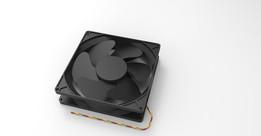 CPU Case Fan
